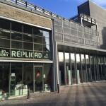 Locatie van Replicad in Tilburg in de Veemartkstraat