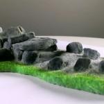 3D print van Hunebed D45 in Emmen