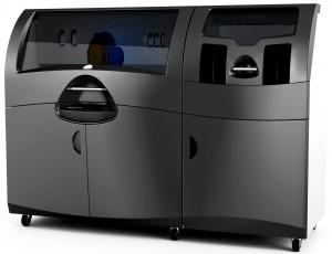 3DSystems Projet660Pro 3D Printer at REPLICAD