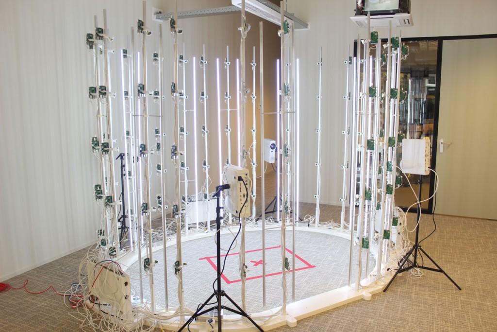 De 3D scanning booth van Replicad in Tilburg
