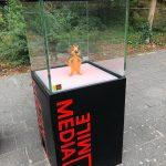 3D Print Loekie de Leeuw voor Beeld&Geluid in Hilversum